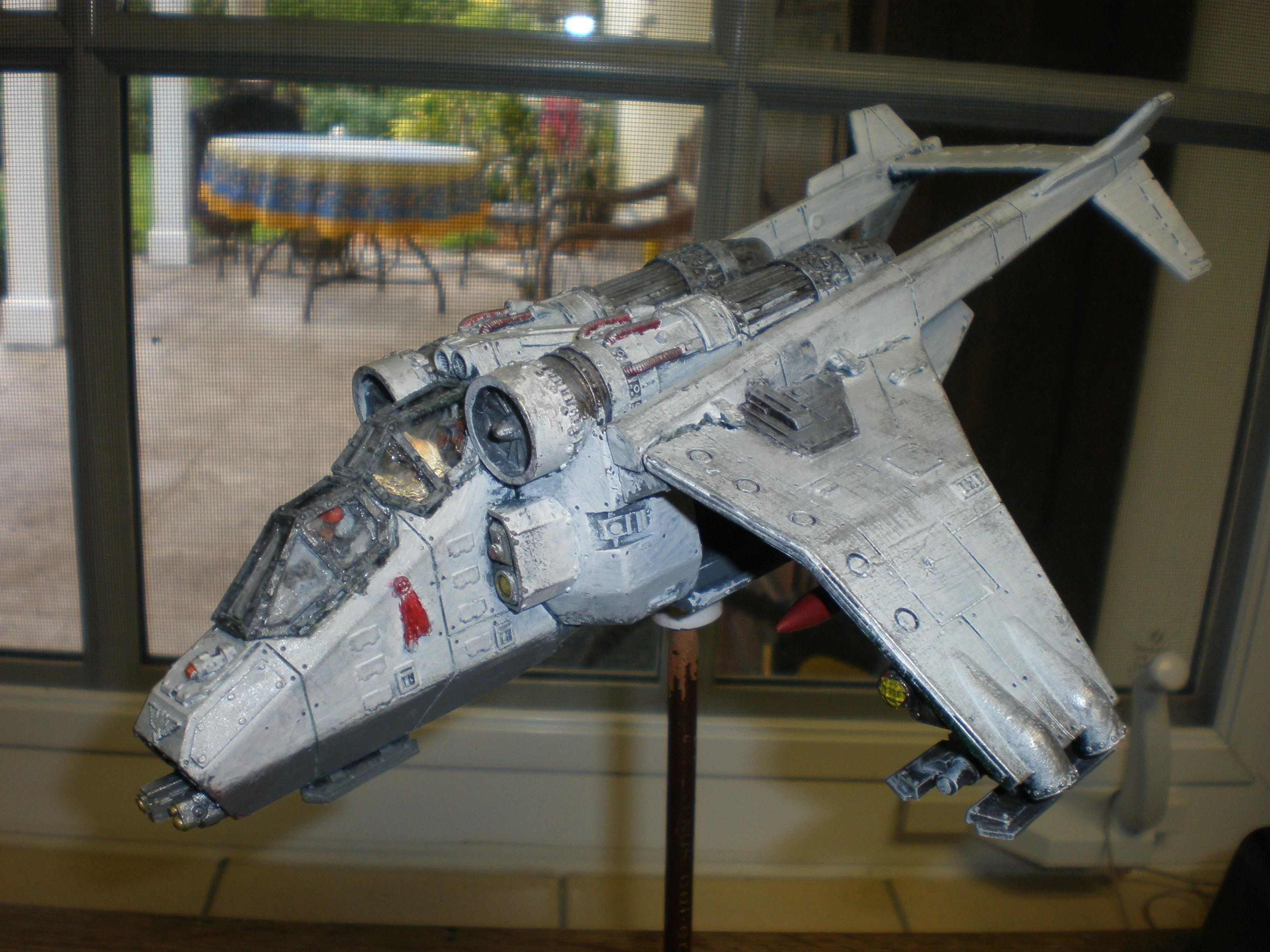 The Valkyrie (the old resin one)