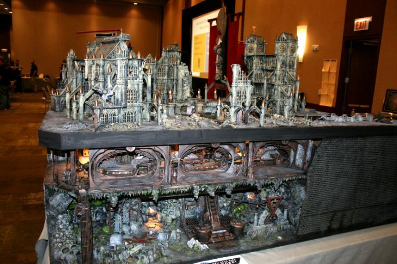 Adepticon Cities Of Death Display Terrain Warhammer