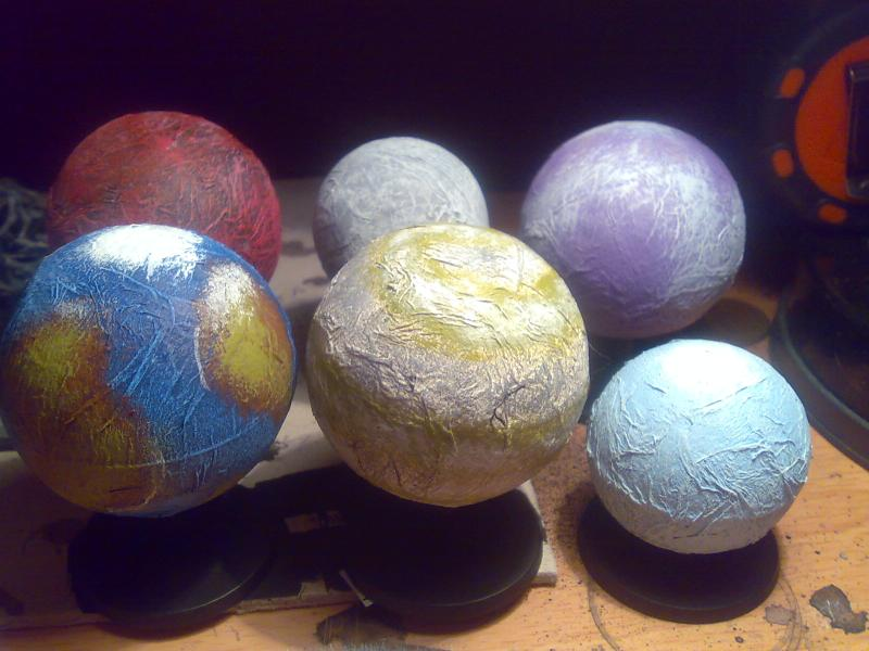 all the planets - all the planets - Gallery - DakkaDakka