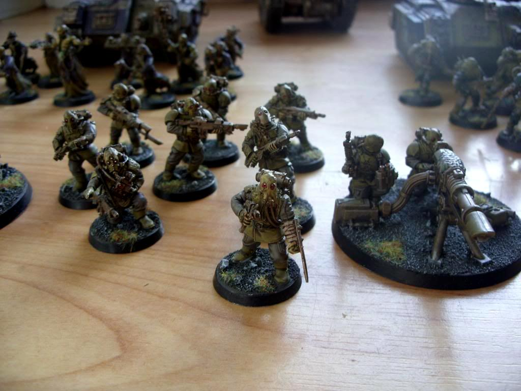 Chaos, Forge World, Imperial Guard, Traitor, Traitor Guard