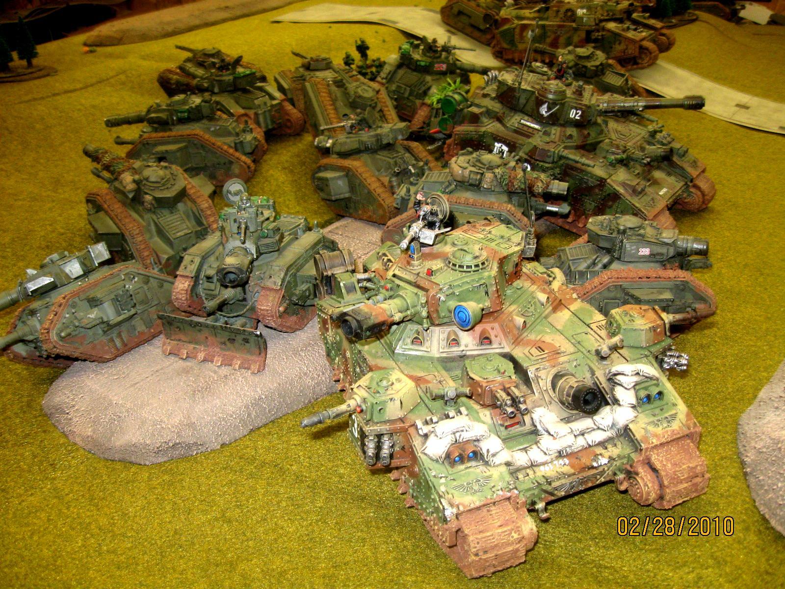Apocalypse, Imperial Guard, Tank, Warhammer 40,000