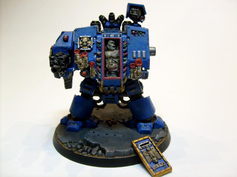 Dreadnought, Space Marines, Warhammer 40,000 - Space ...
