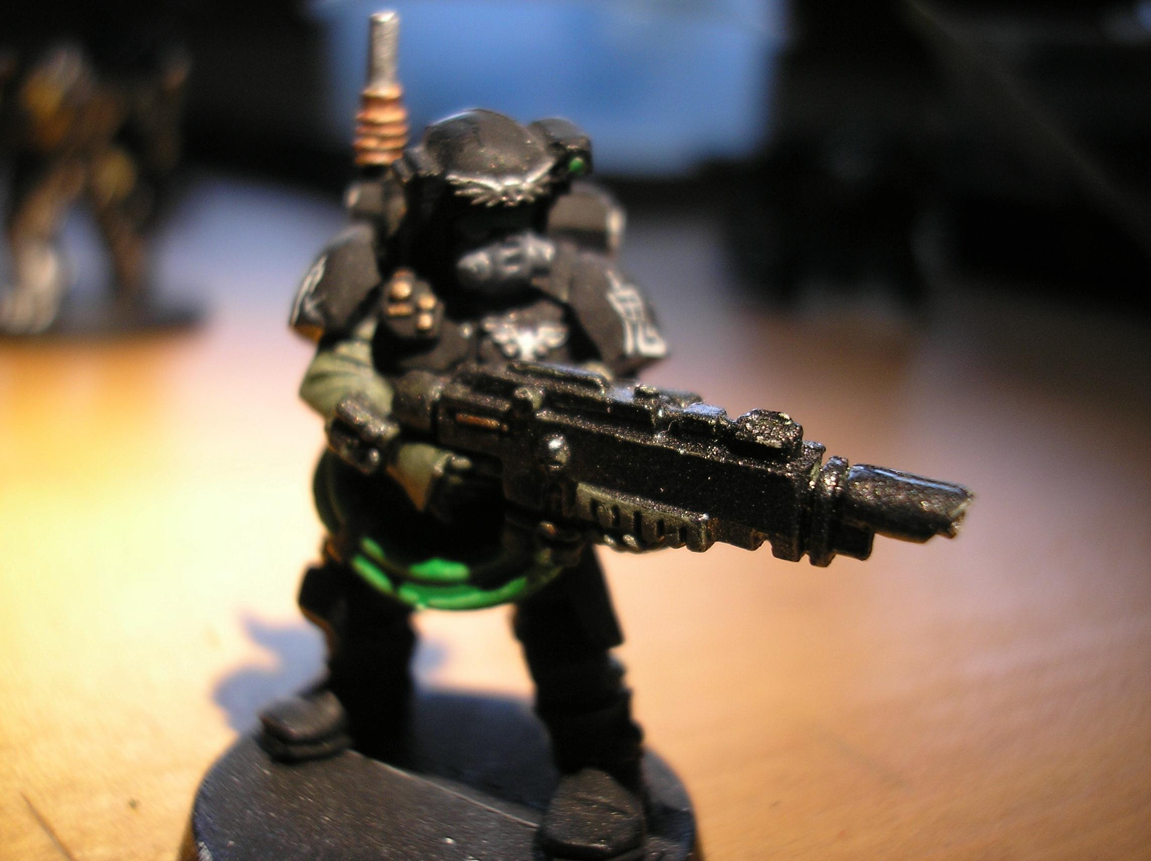 Cadians, Imperial Guard, Kasrkin