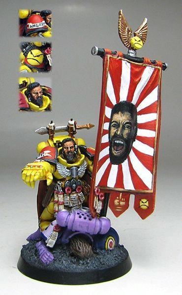 300, Angry Marines, Humor, Space Marines, Sparta