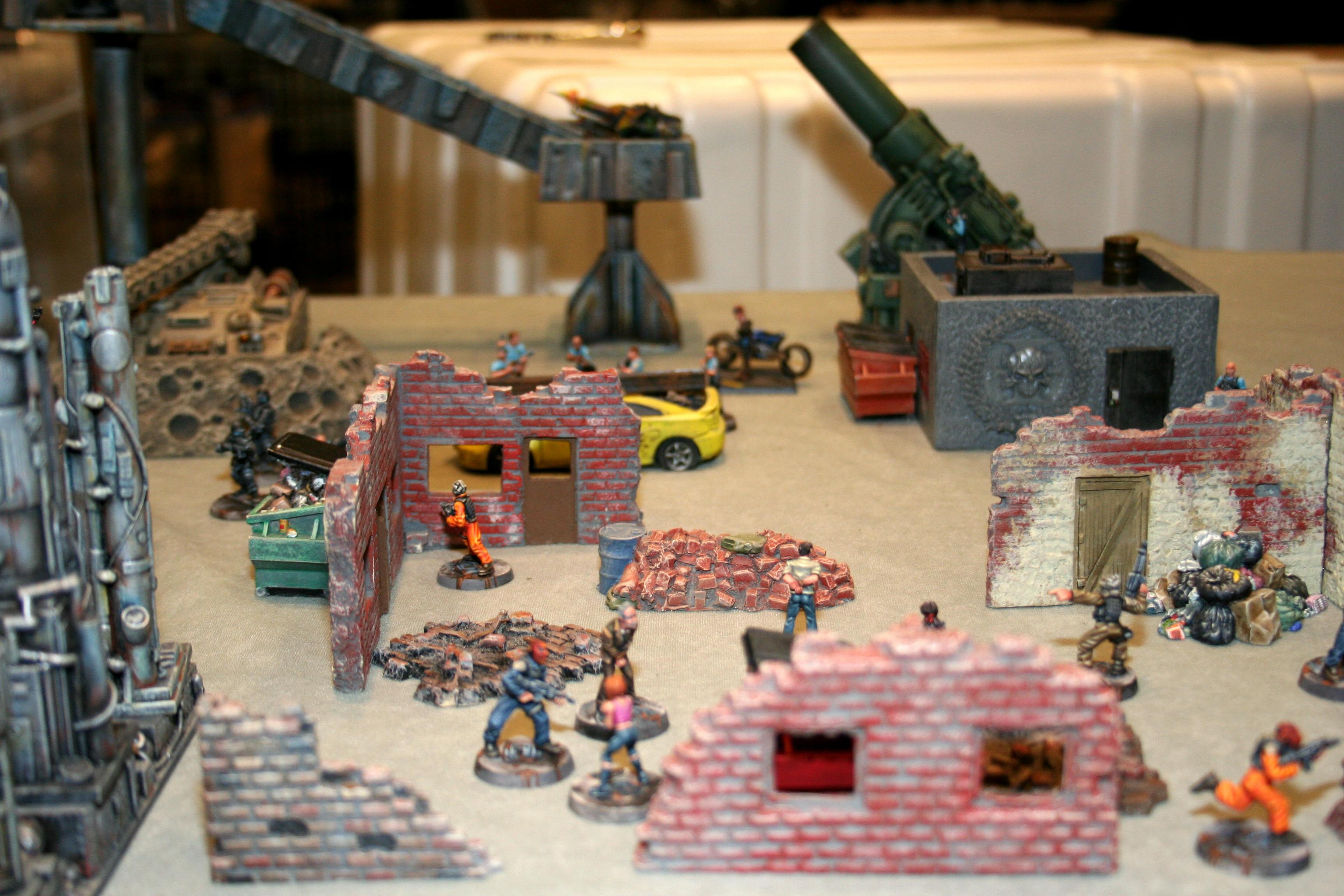 Adepticon 2010, Armorcast Table