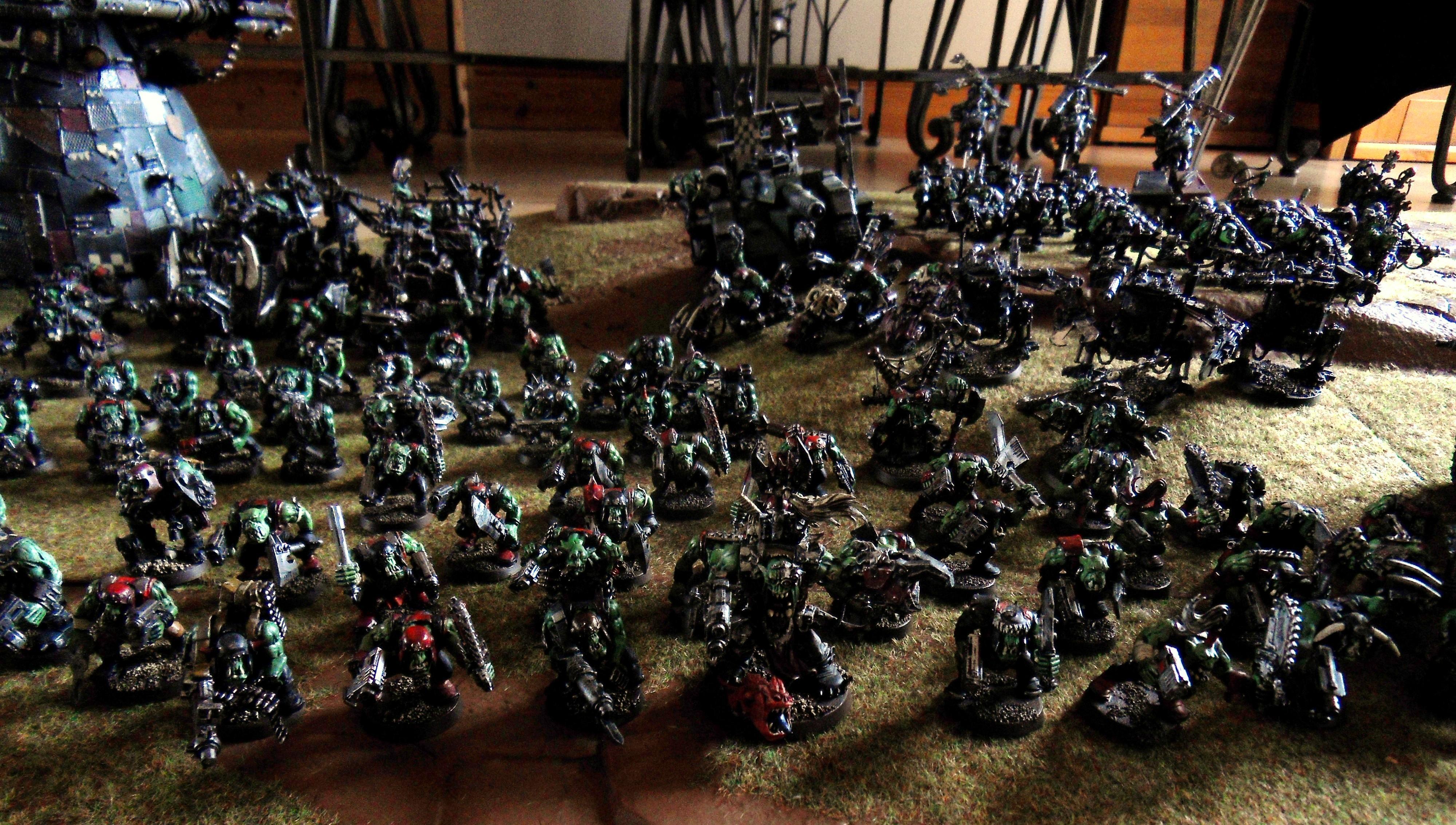 Ork Army, Orks, Waaaaagh Graznacker KillKlaw 1