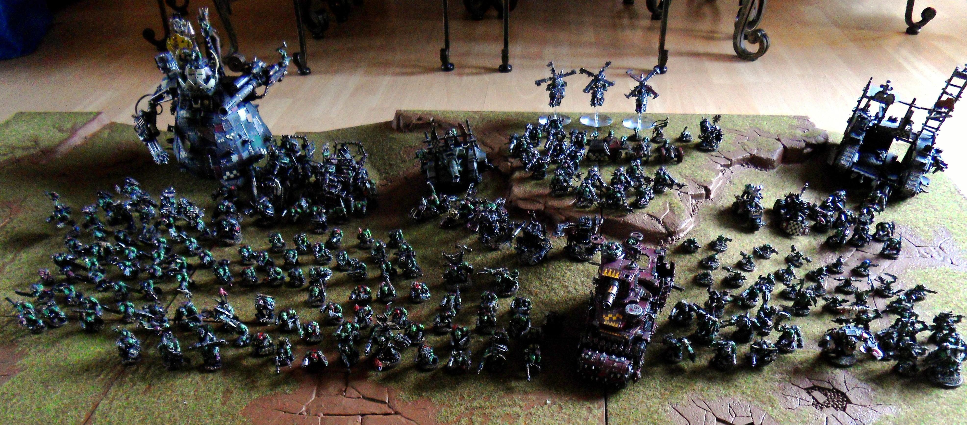 Ork Army, Orks, Waaaaagh Graznacker KillKlaw 6
