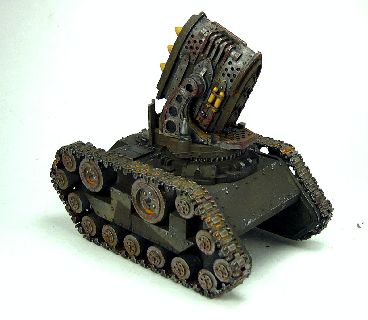 Manticore Imperial Guard Tank, Warhammer 40,000