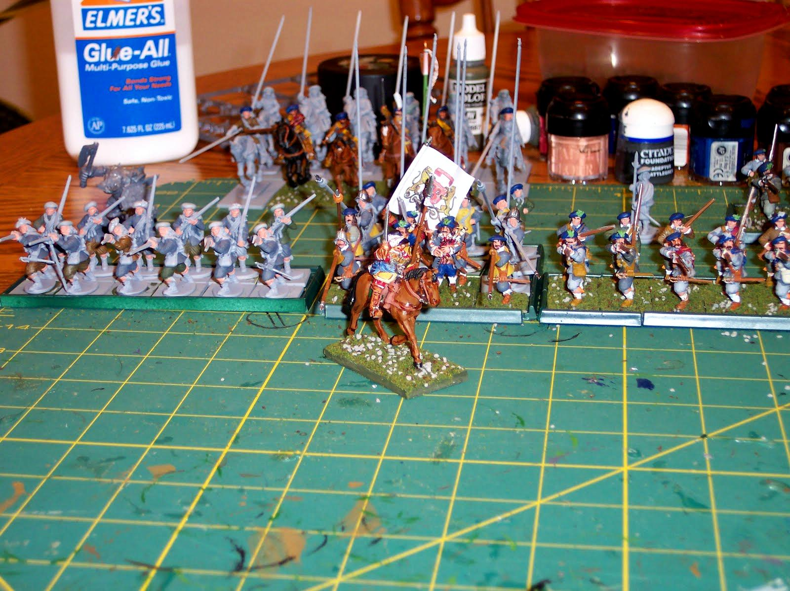 28mm, Ecw, Historical, Warlord Games