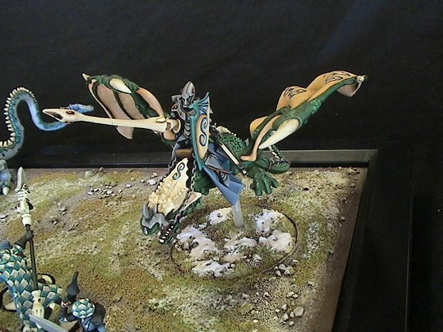 Eldar, Eldar Exodites, Exodite Dragons, Exodites, Warhammer 40,000