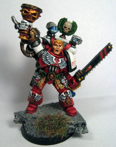 Blood Angels, Corbulo, Corbulo Blood Angels, Headquarters