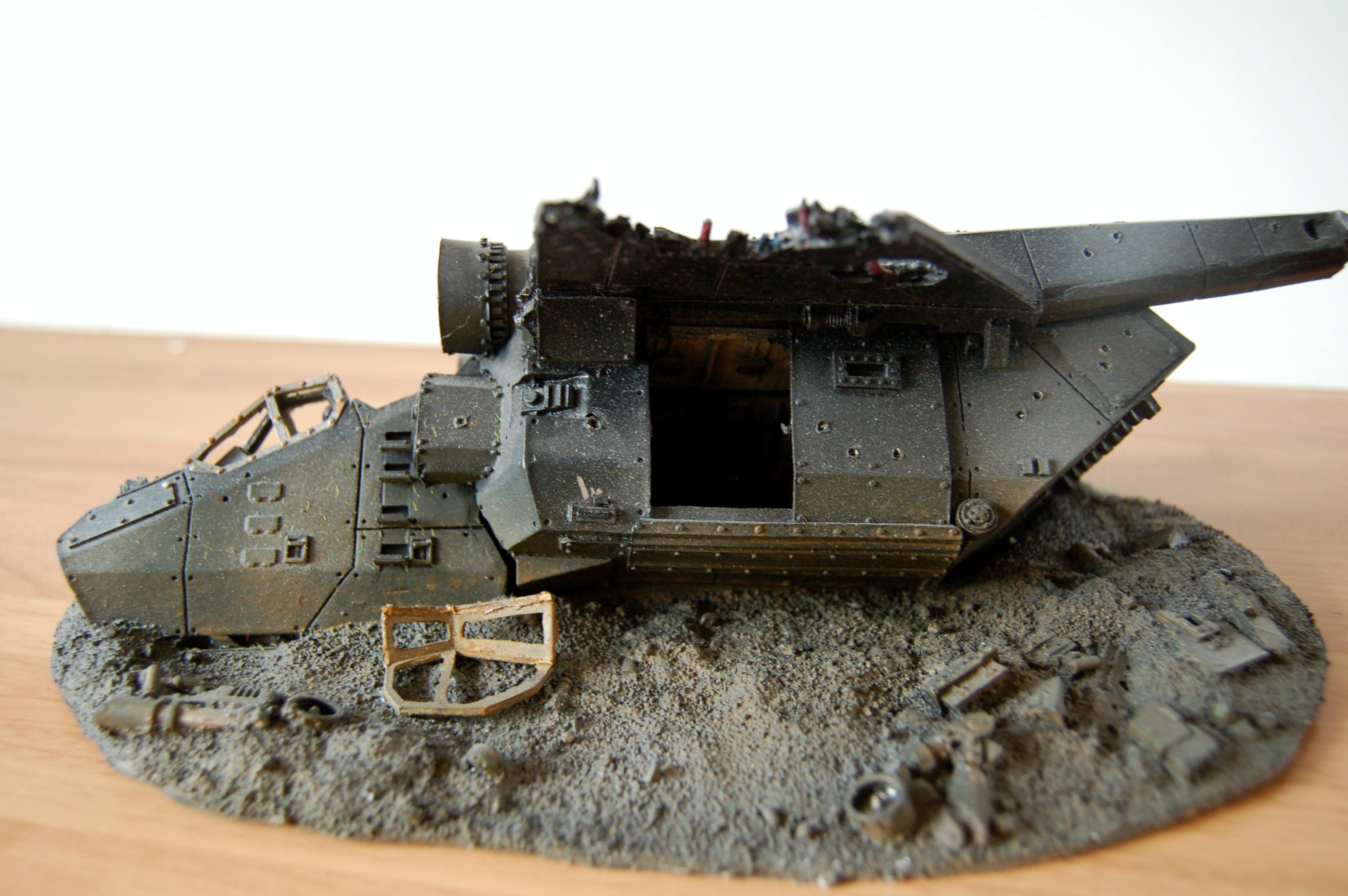 Astra Militum, Crashed, Imperial Guard, Objective Marker, Terrain, Valkyrie, Warhammer 40,000, Warhammer Fantasy