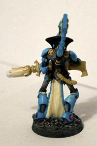 Eldar, Ghost Warriors, Iyanden, Superior, Warhammer 40,000, Wraithbone, Wraithguard