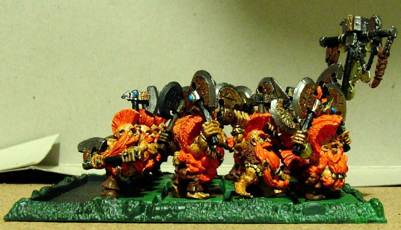 Dwarf Slayers