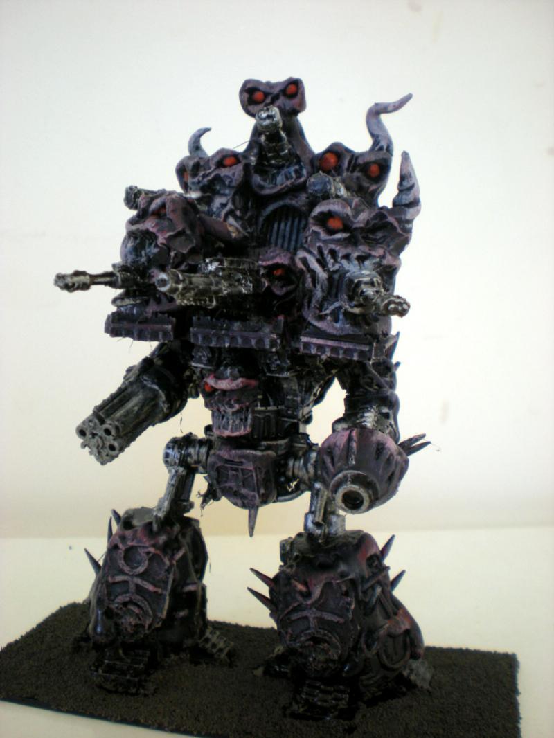Chaos Space Marine Imperator Titan Epic, Chaos Space Marines, Epic, Imperator, Titan