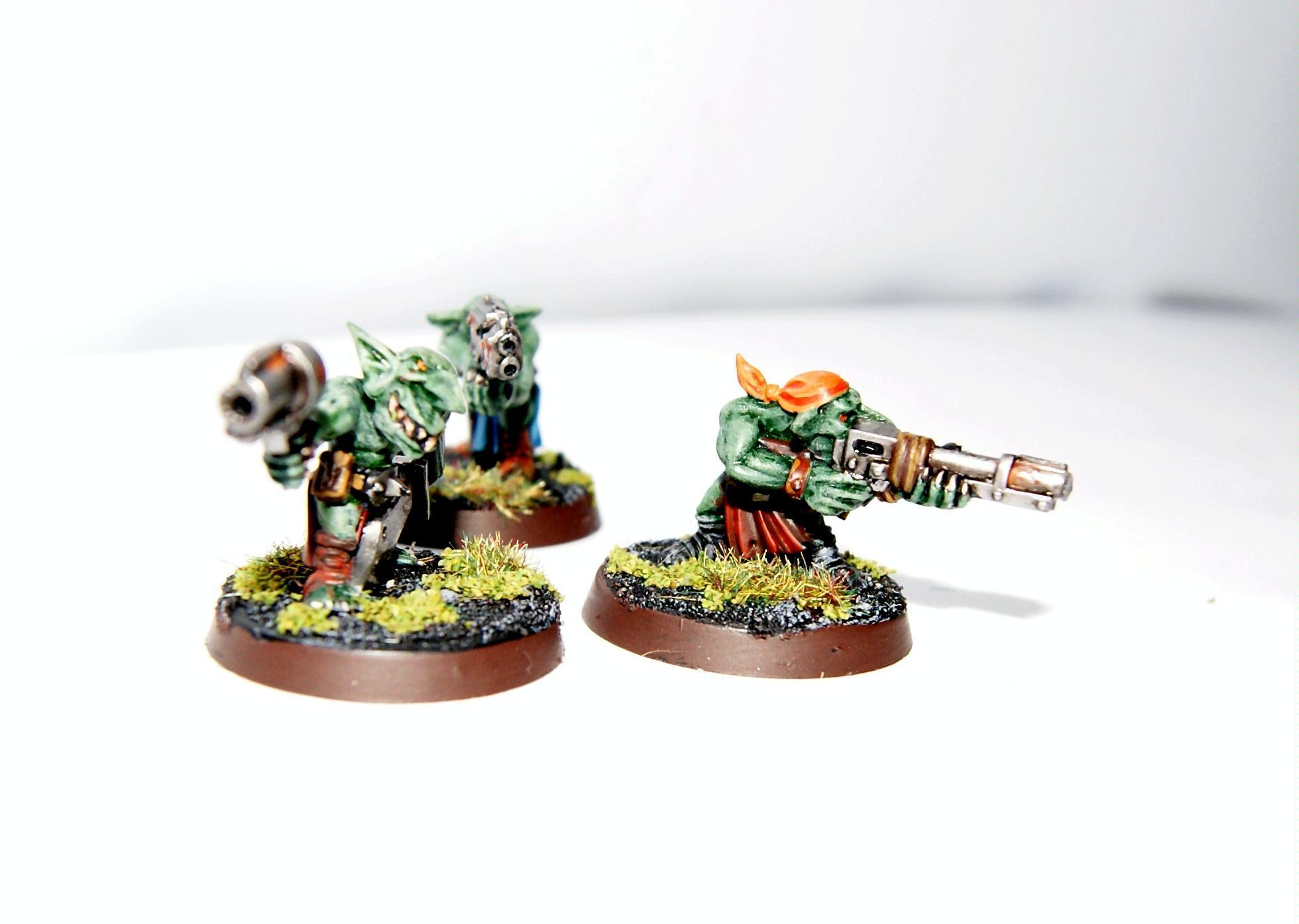 Grot Rebellion, Grot Rebels, Grots, Orks, Warhammer 40,000