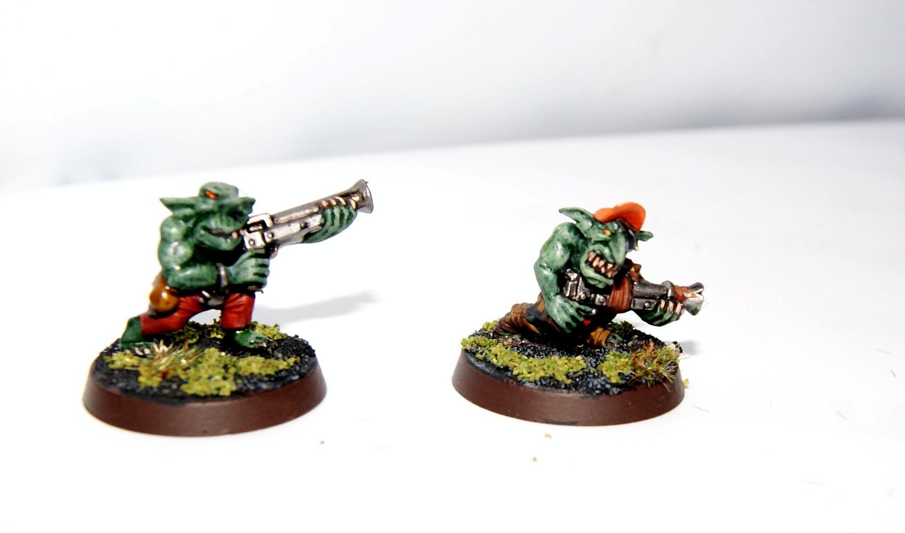 Grot Rebellion, Grot Rebels, Grots, Warhammer 40,000