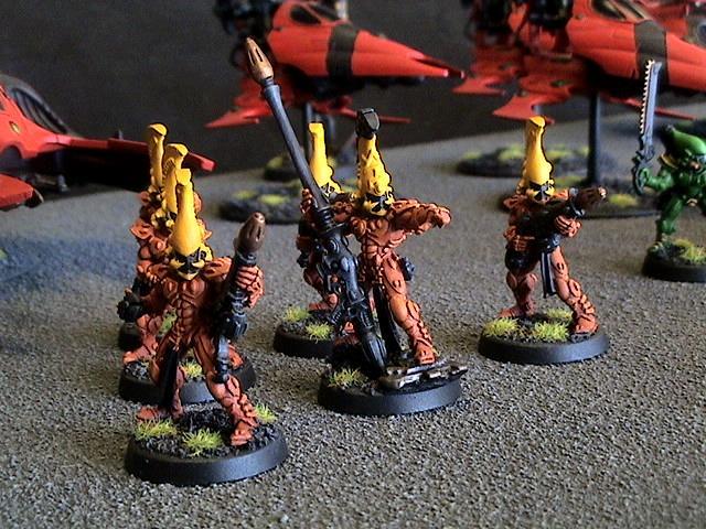 Eldar, Fire Dragon, Saim-hann, Warhammer 40,000