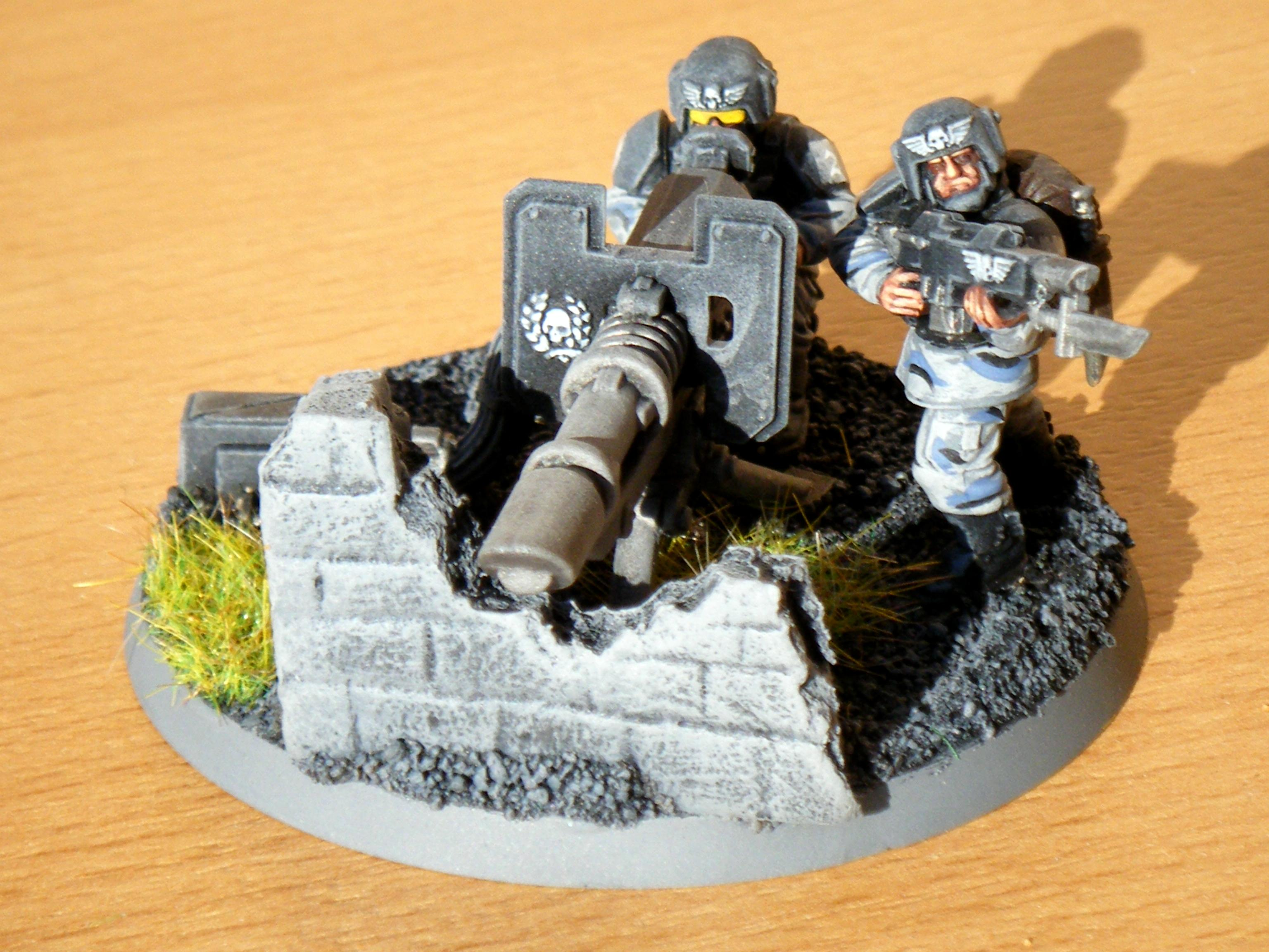 Imperial Guard, 190th Imperial Guard Heavy Weapon Squad Alfa