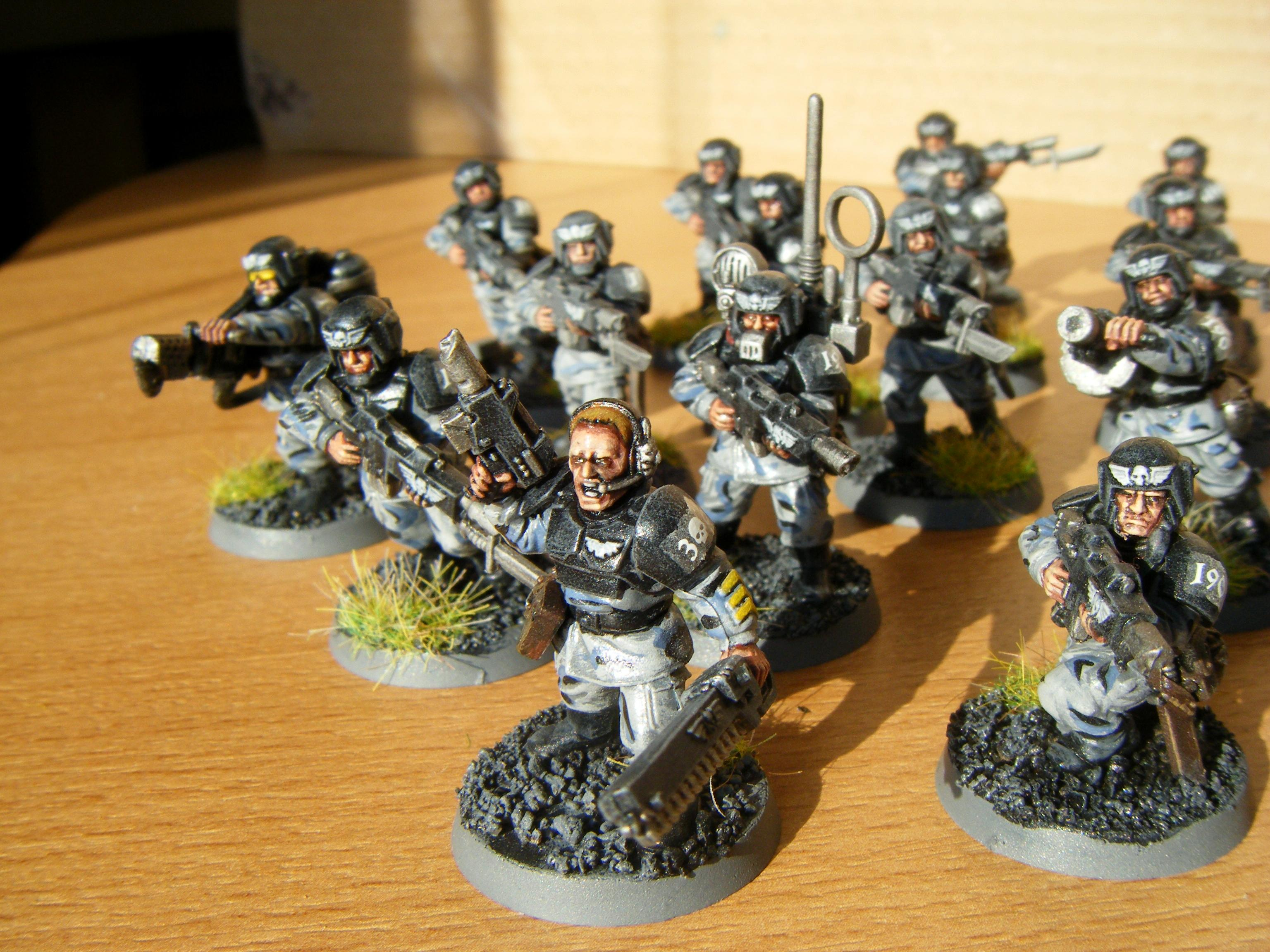 190th Imperial Guard Infantry
