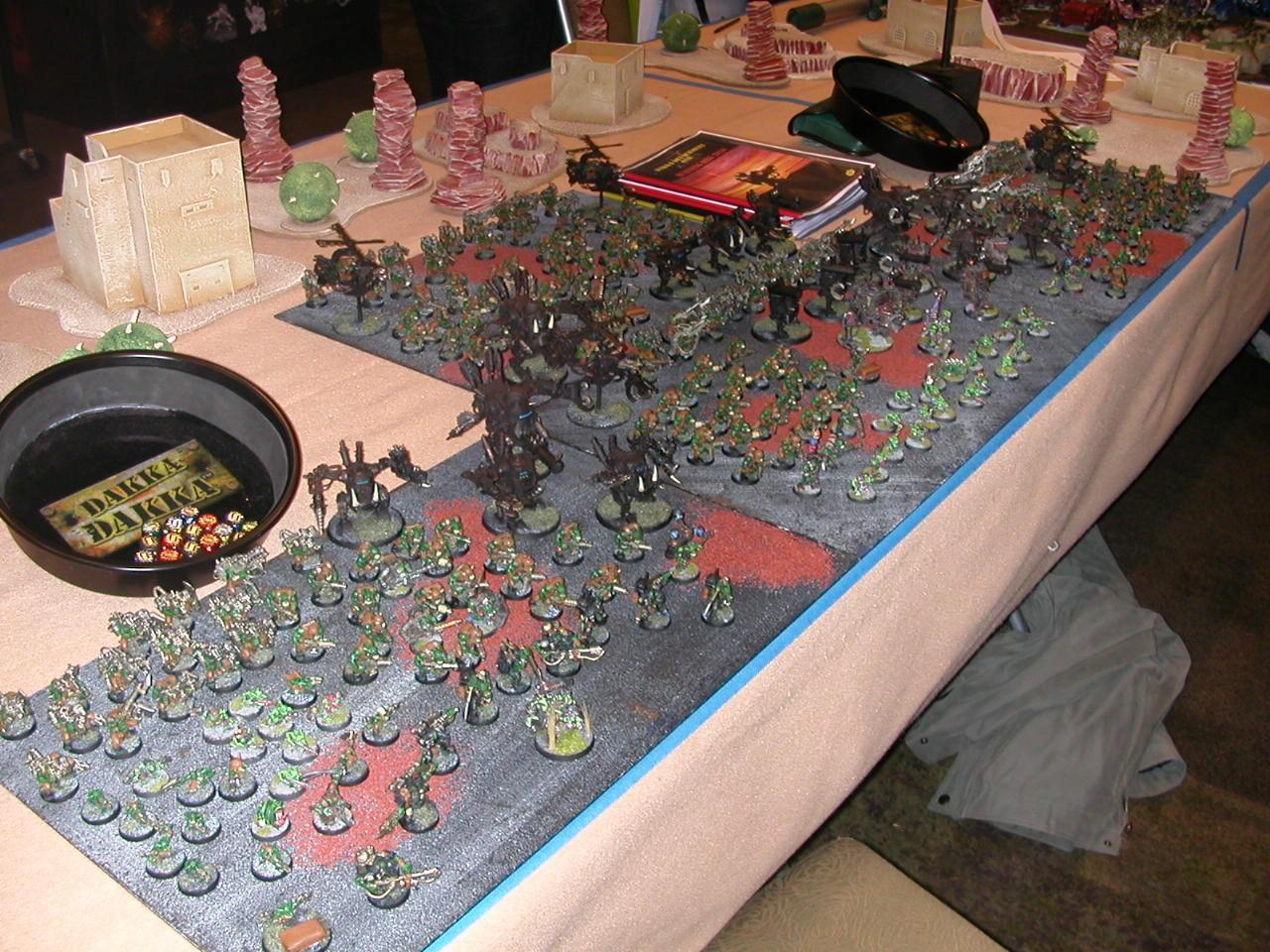 Adepticon 2010, Battle Report