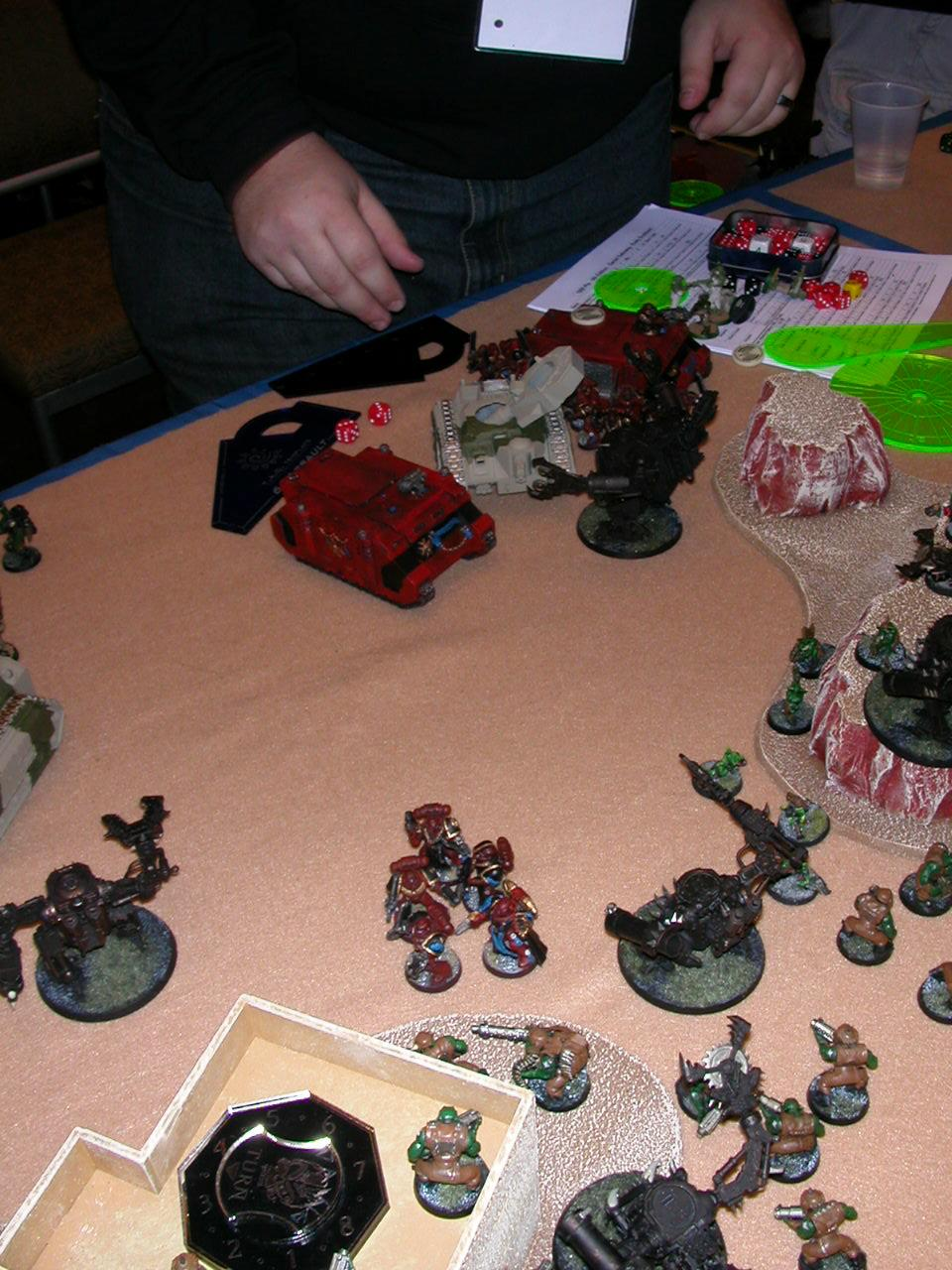 Adepticon 2010, Battle Report