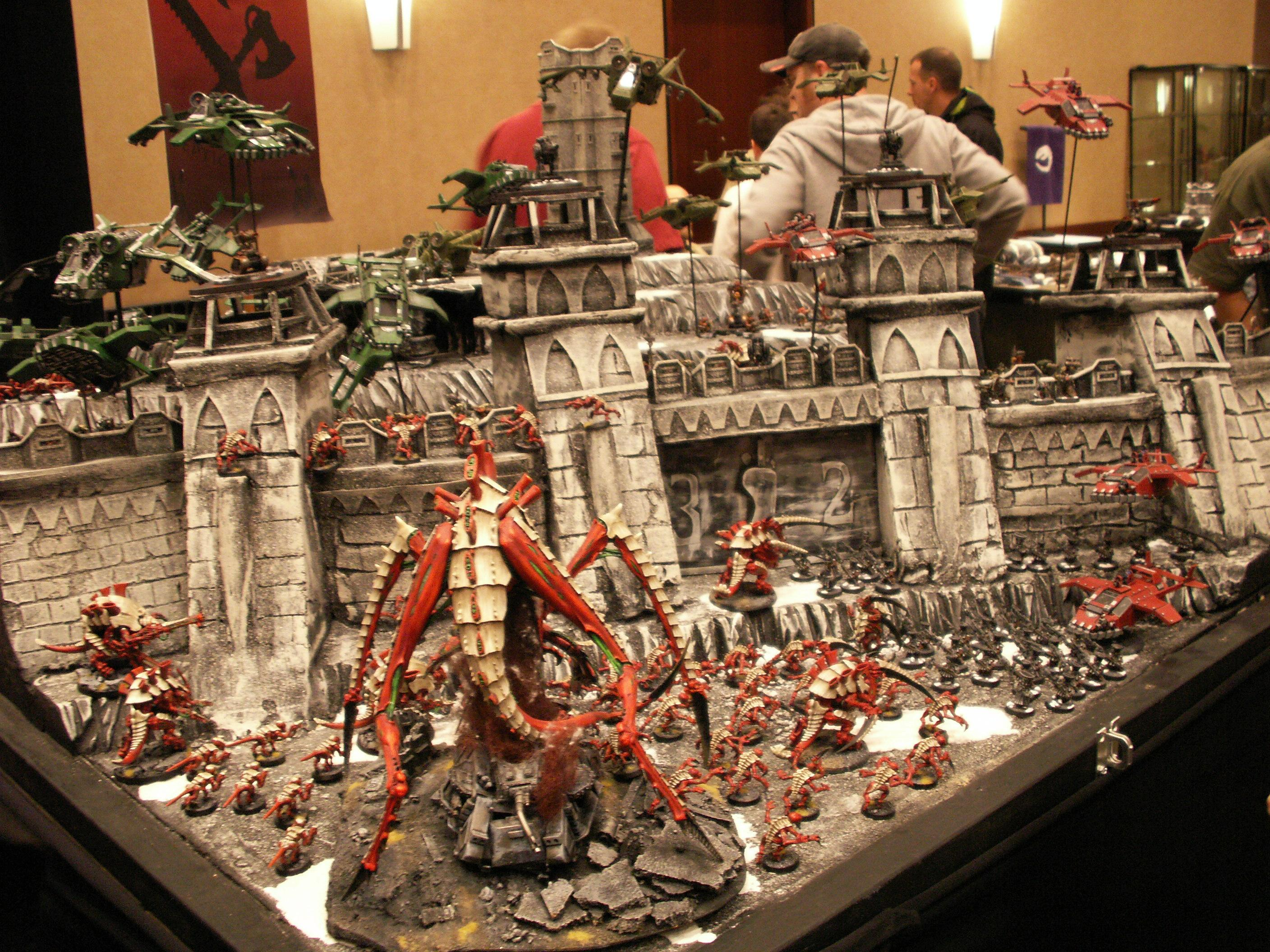 Adepticon 2010, Apocalypse, Awesome, Imperial Guard, Tyranids, Warhammer 40,000