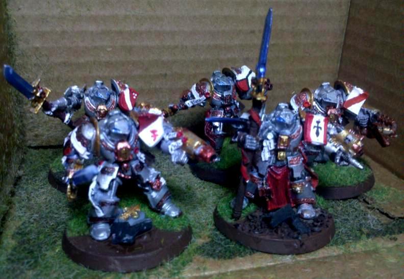 Grey Knights, Grey Knight Terminators