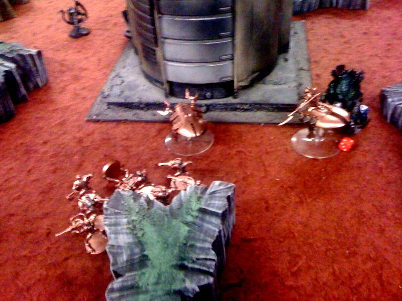 Battle Report, Necrons, Tyranids