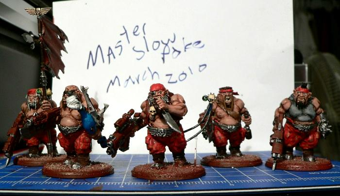 Catachan, Conversion, Imperial Guard, Mars, Ogres, Ogryns, Warhammer 40,000