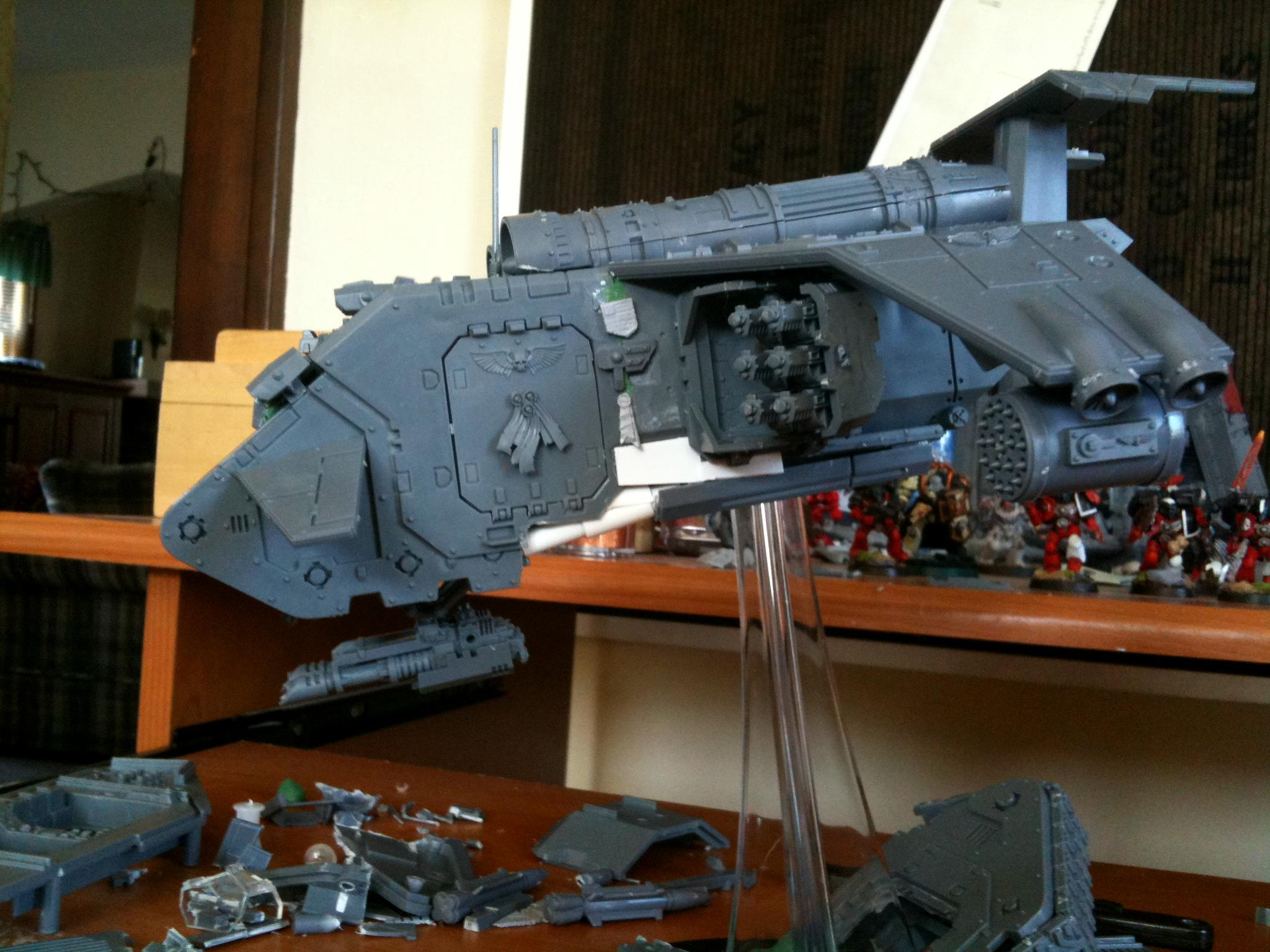 stormraven, from the right