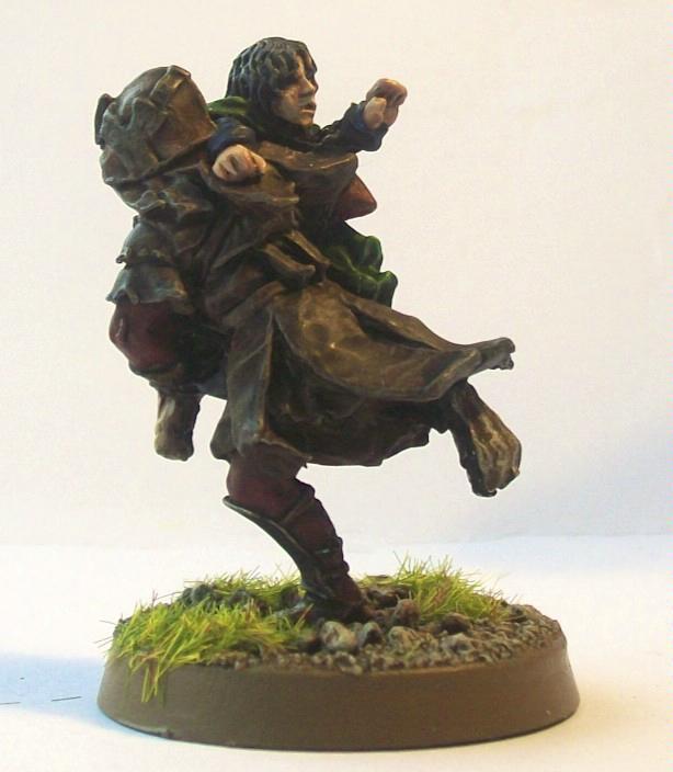 Amon Hen, Hobbit, Lord Of The Rings, Uruk Hai