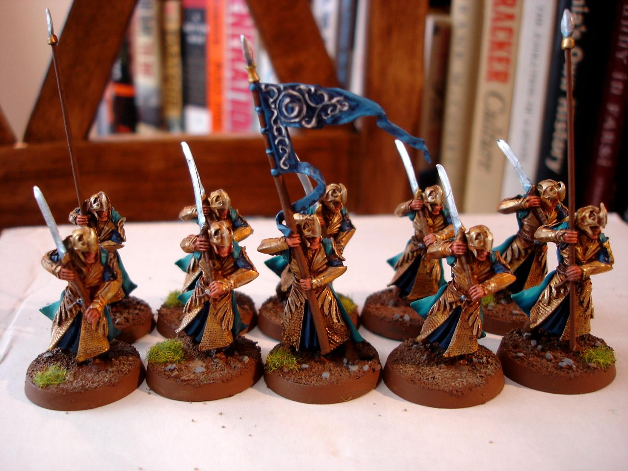 Elves, Lord Of The Rings, Noldori