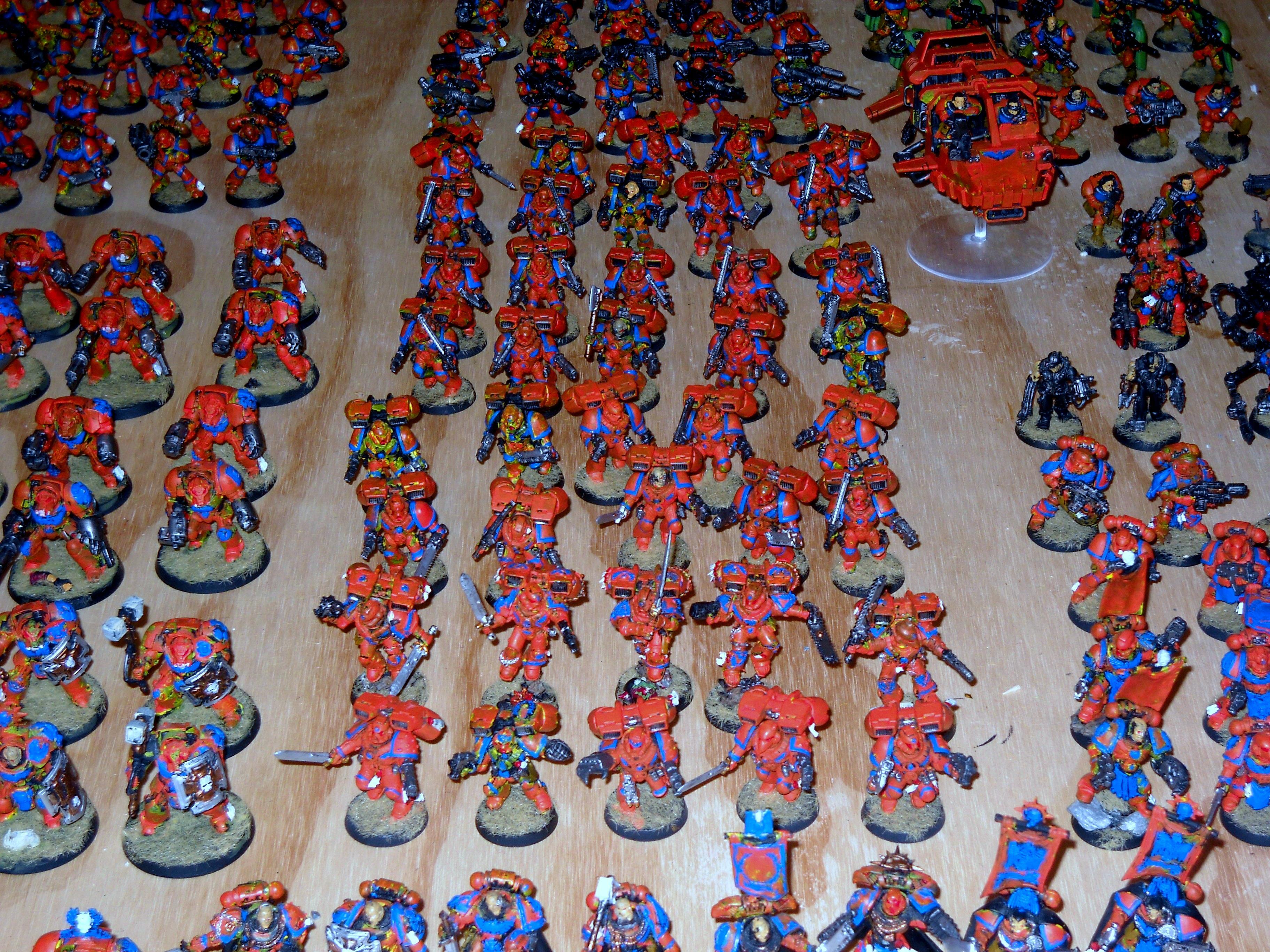 Assault Squads