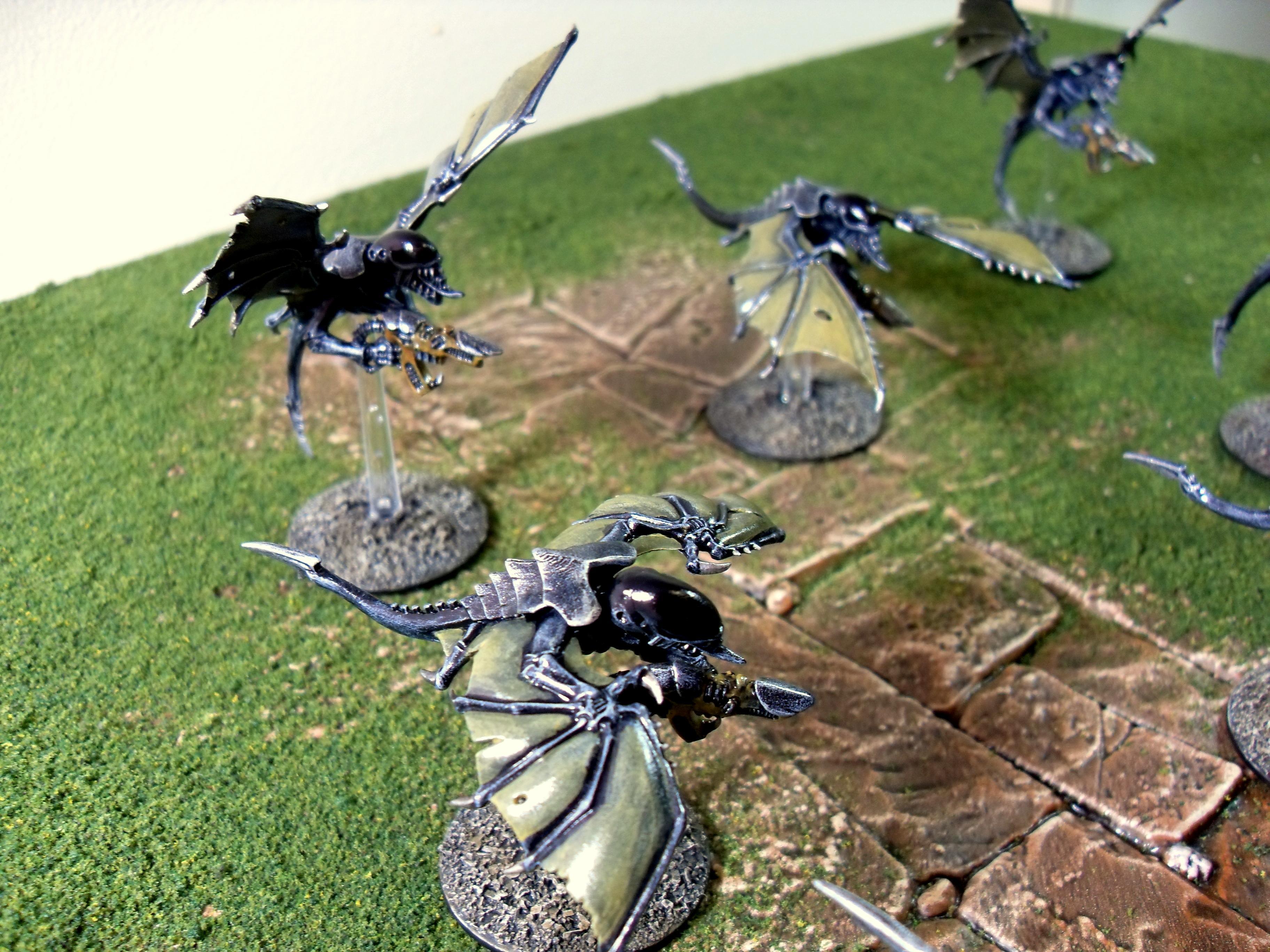 Alienid Gargoyles