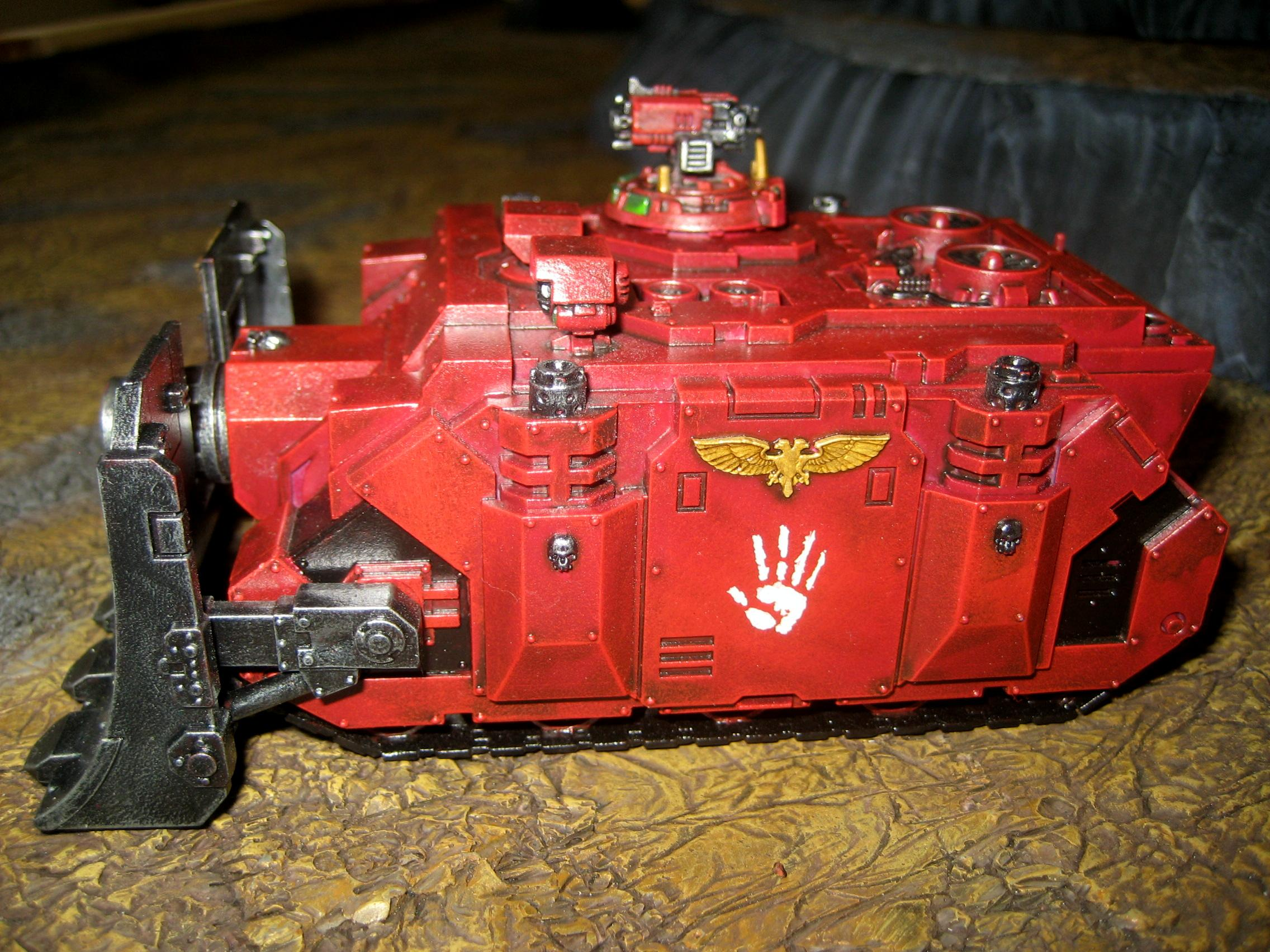 Vindicator Side