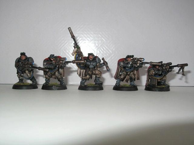 Grey Ravens, Saltoric, Scouts, Snipers, Space Marines, Warhammer 40,000