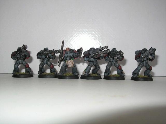 Grey Ravens, Saltoric, Space Marines, Warhammer 40,000