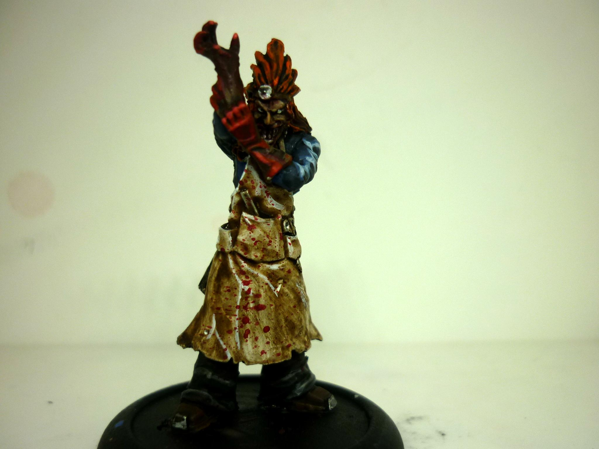 Construct, Death, Flesh, Guild, Judge, Justice, Lady, Malifaux, Marshall, Mcmourning, Miniatures, Nurse, Ressurectionist, Sebastian, Steampunk, Wyrd