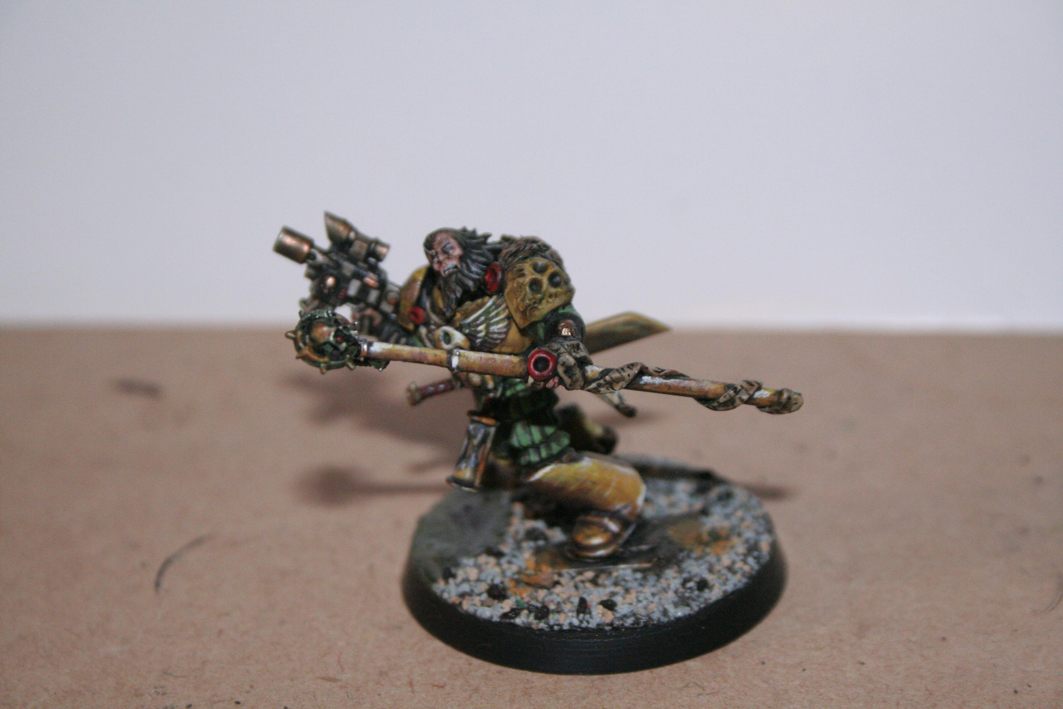 Inquisitor, Retinue, Warhammer 40,000