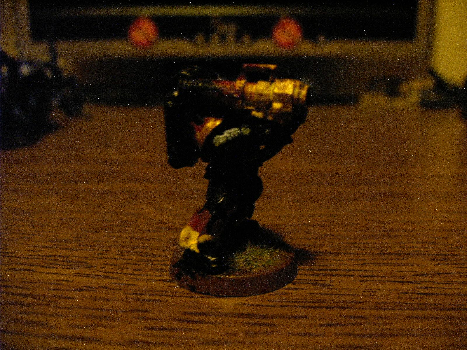 and the Legionnaire with missile launcher ;)