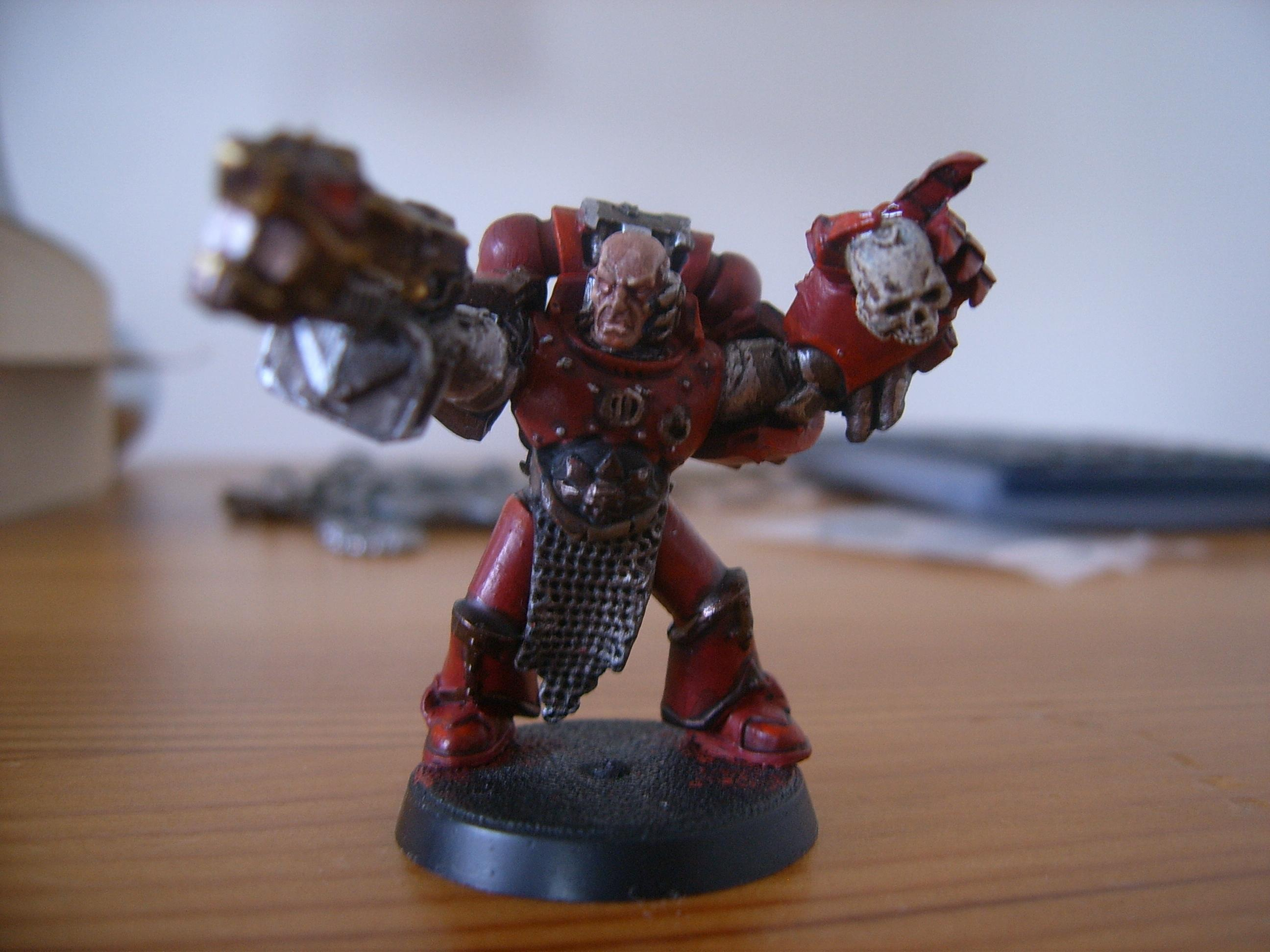 Blood Ravens, Chaos Space Marines