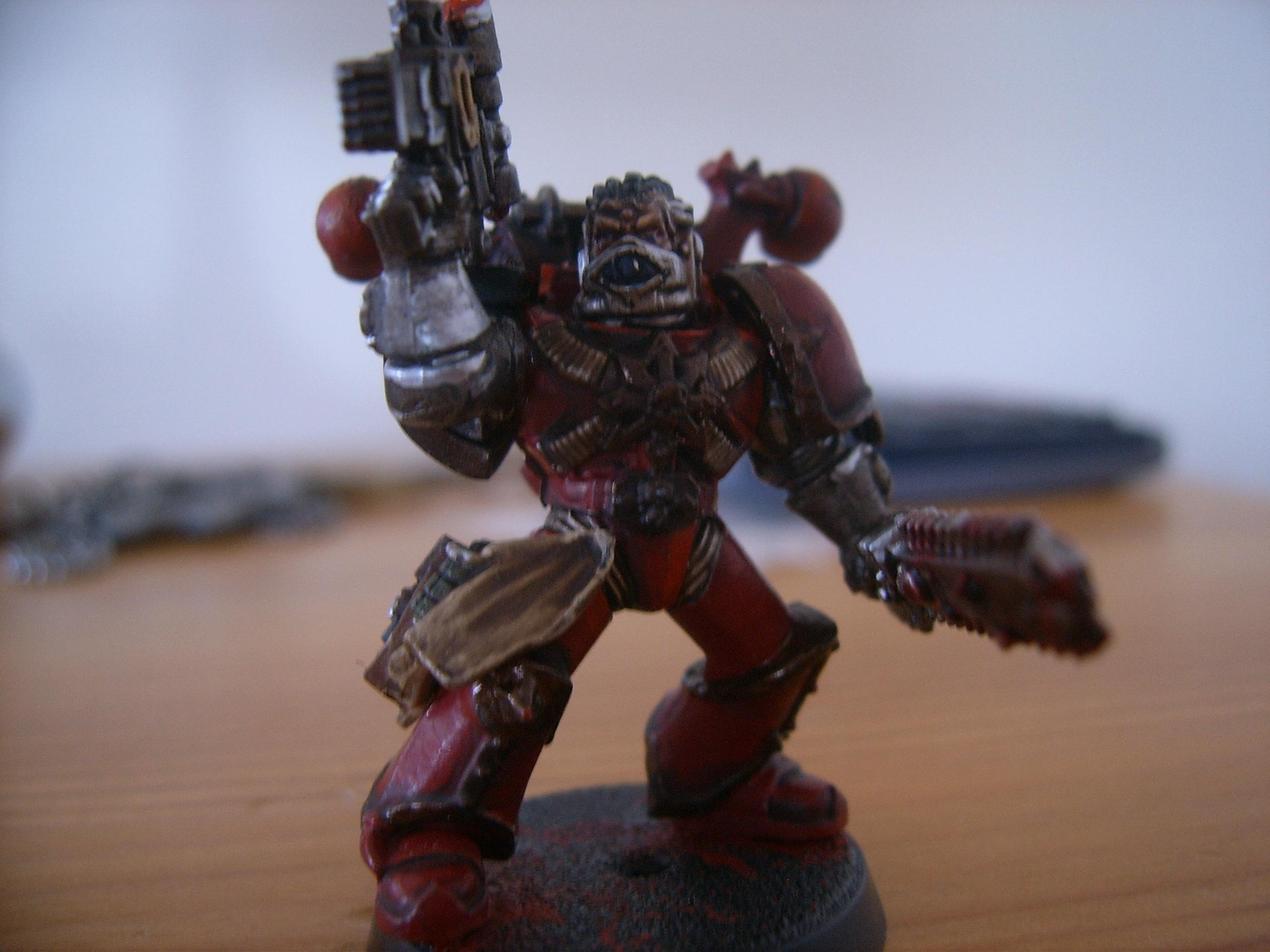 Chaos Space Marines, Squad One Corporal