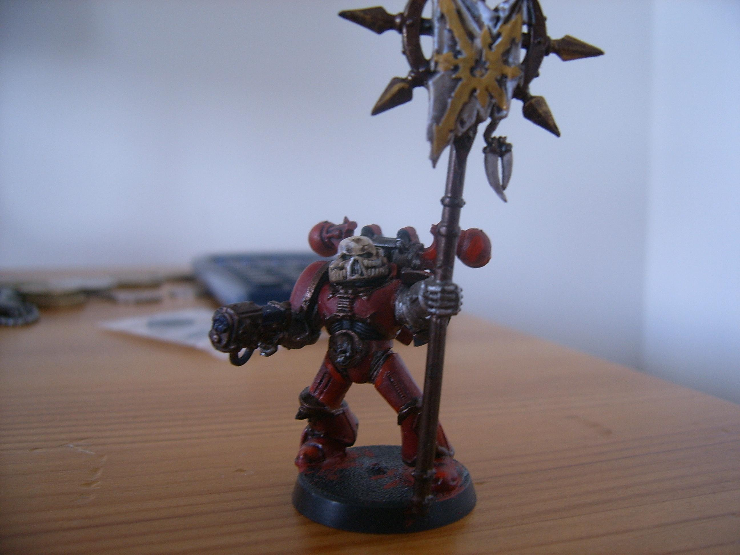Chaos Space Marines, Squad One Icon Bearer