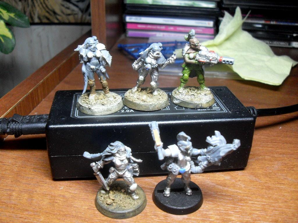 Chem-dogs, Imperial Guard, Savlar