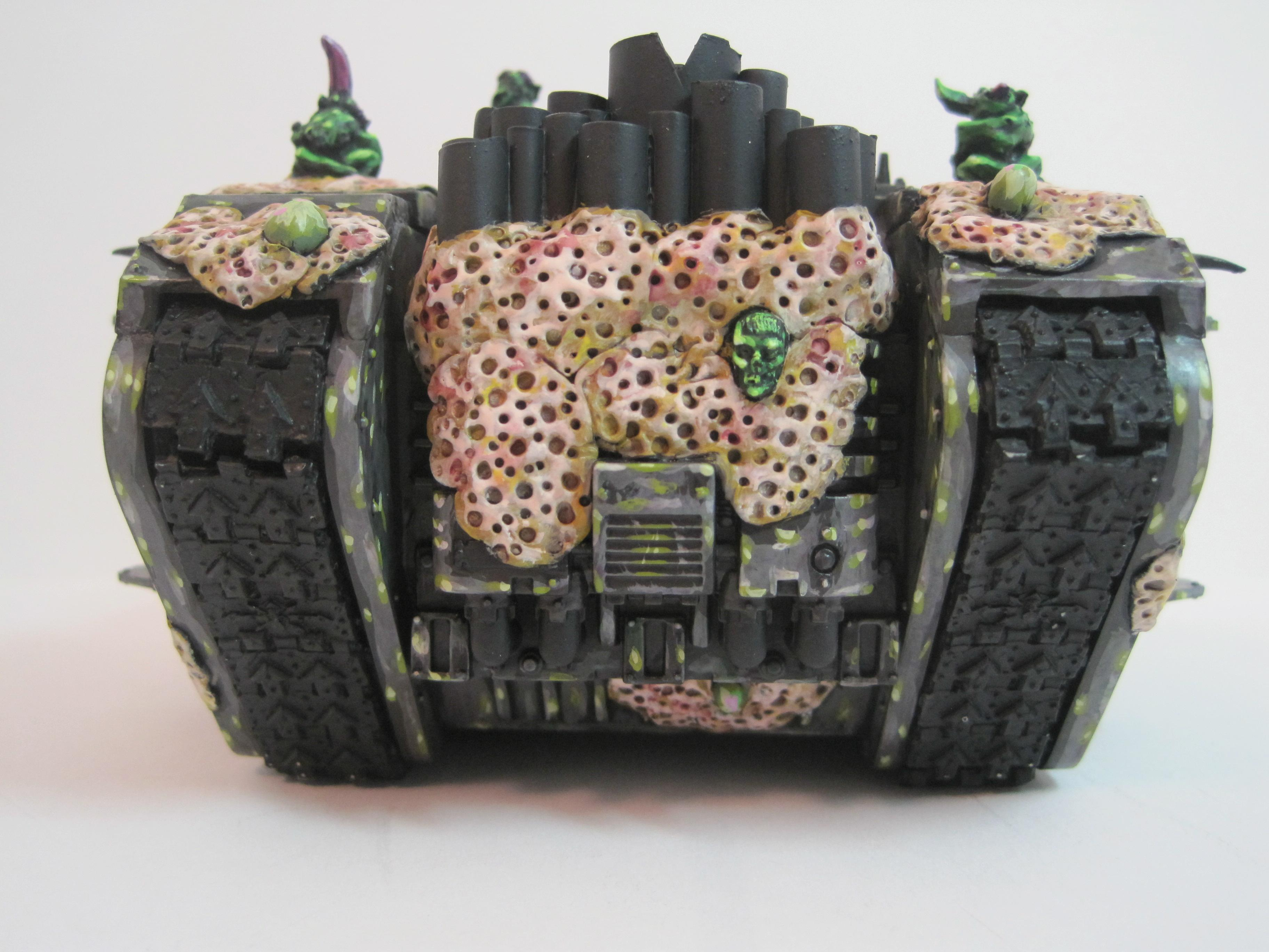 Chaos Land Raider, Nurgle, Sons Of Pus