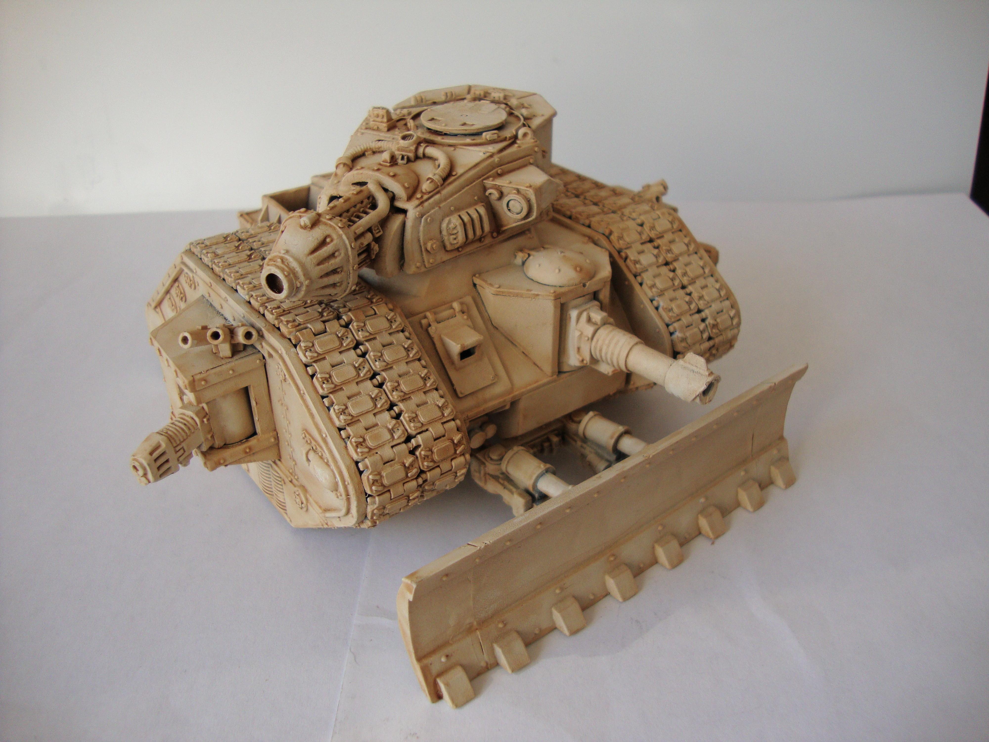 Imperial Guard, Leman Russ, Leman Russ Wide-track!