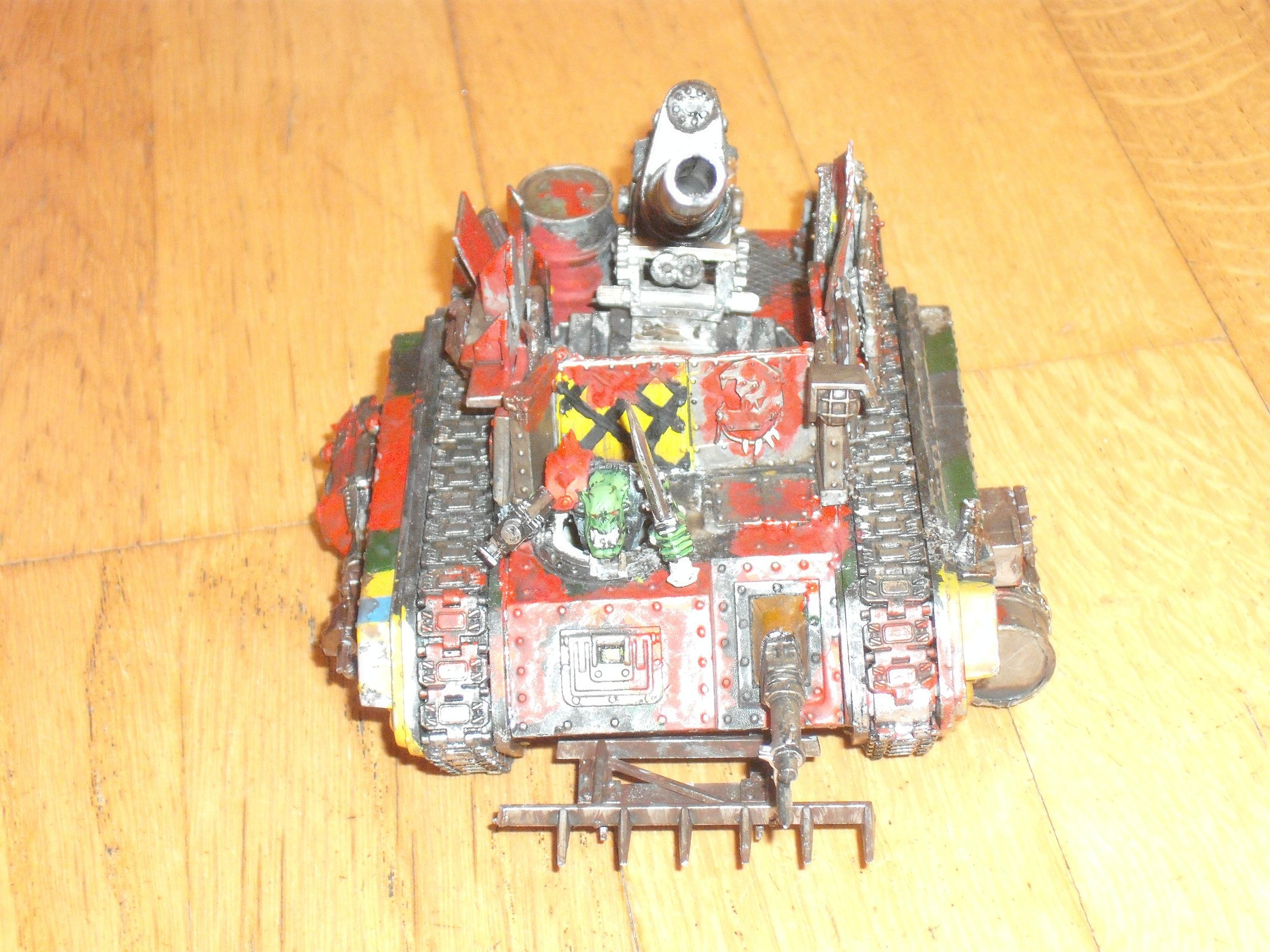 Ork looted vehicle of some description