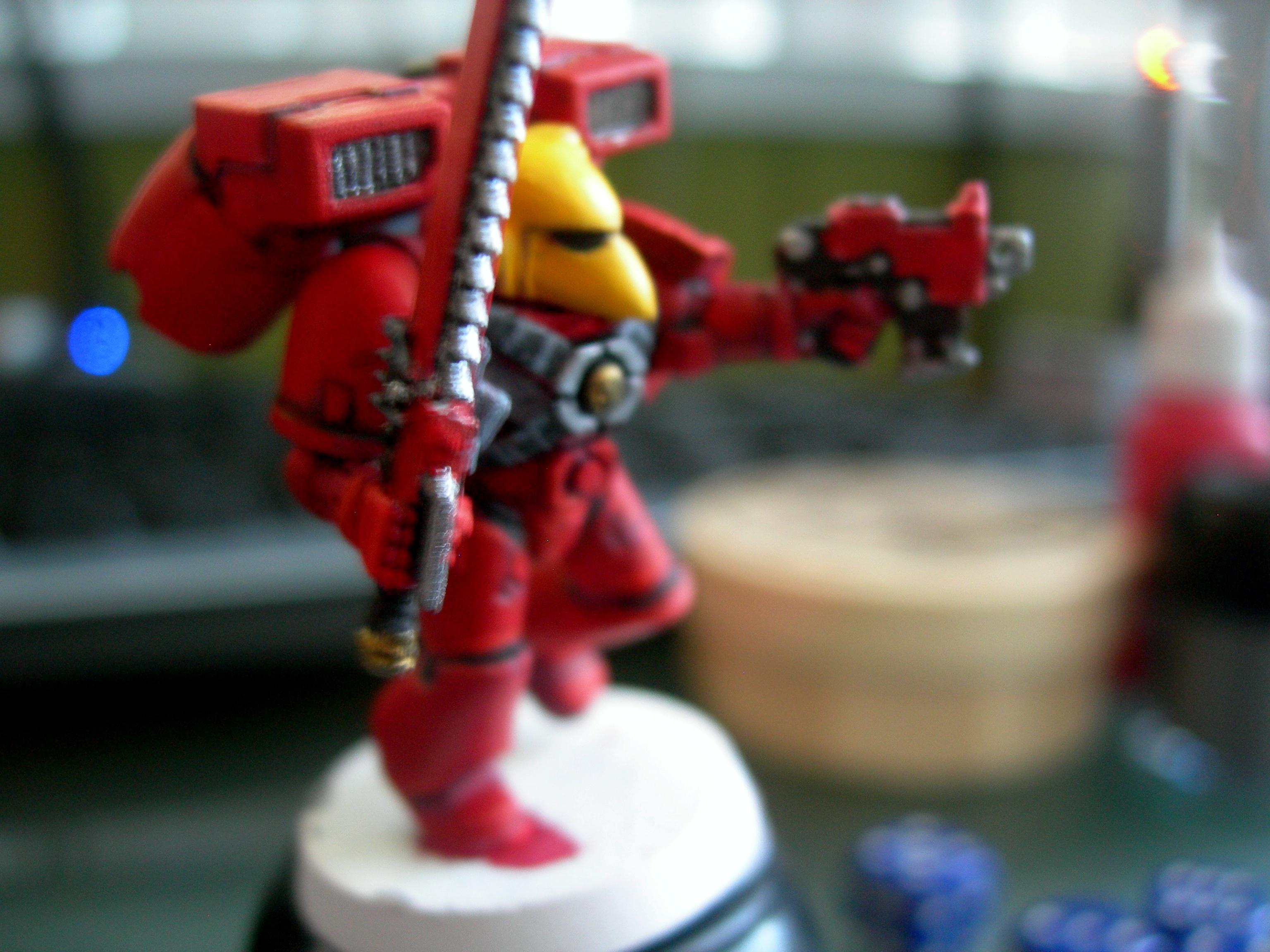 Assault Marines, Blood Angels, Jump Pack