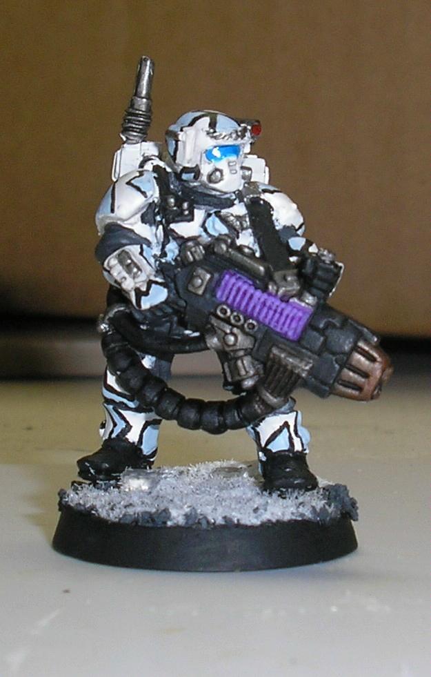 Cadians, Elite, Imperial Guard, Stormtrooper, Urban, Winter
